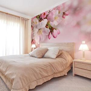 Details zu Fototapete Vlies Blumen - Tapete Tapeten Fototapeten Für  Schlafzimmer FDB1