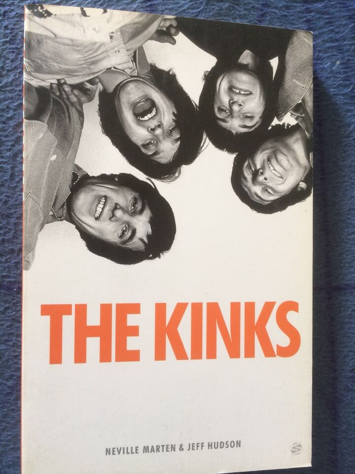 The kinks, Bevikle Martin / jeff Hudson, emne: musik