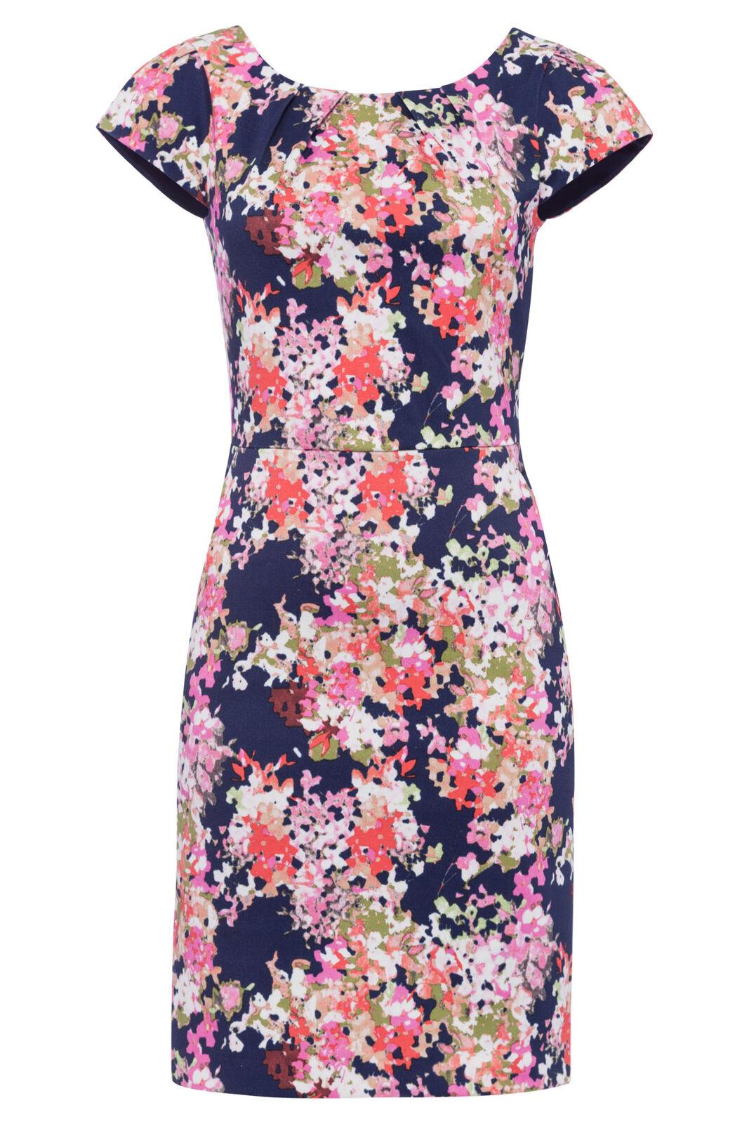 MORE&MORE DAMEN Kleid 1-tlg. kurz NEU Größe 34 36