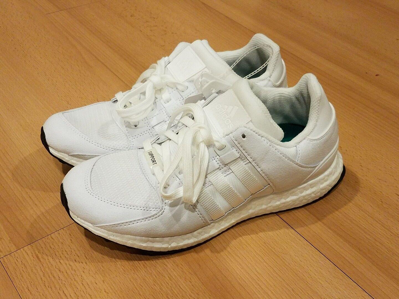 ADIDAS EQUIPUomoT SUPPORT TORSION 93/16 WHITE FOOTWEAR WHITE BLACK S79921 Uomo 8.5