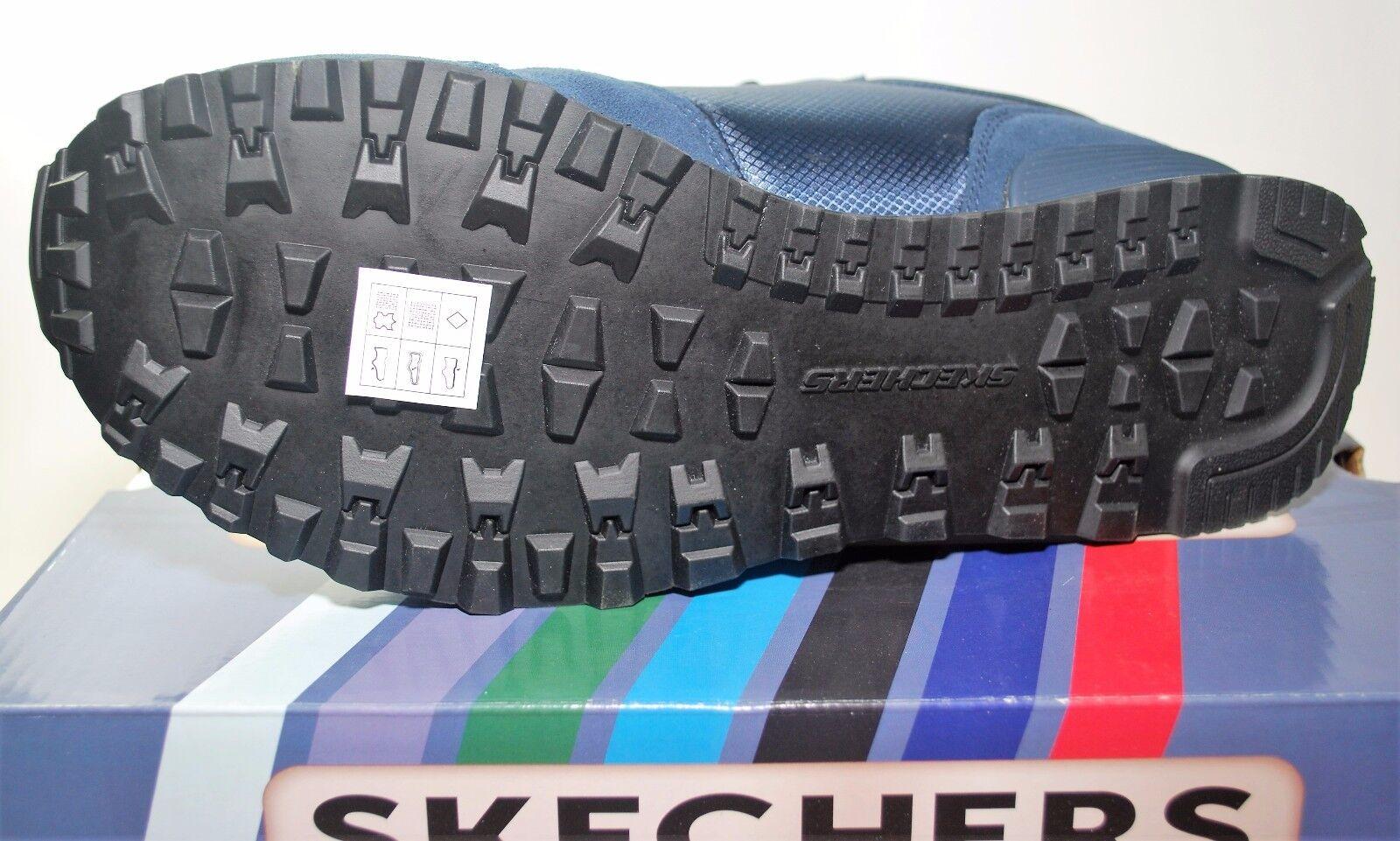 SKECHERS Uomo OG 85 Early Grab Grab Grab - Navy/Grey Width Med FASHION Running SZ 9.5 550df4