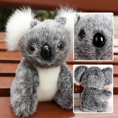 Simulation Koala Bear Plush Soft Toy Doll Animals Stuffed Reward Kids Gifts NEW