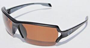 e5dc237abb Image is loading NATIVE-EYEWEAR-Blanca-Sunglasses-POLARIZED -Matte-Black-Brown-