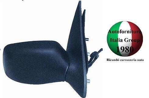 SPECCHIO RETROVISORE DX A LEVA NERO FORD ESCORT 95/>99 DAL 1995 AL 1999