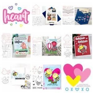 Frame Animals Clear Stamp Coordination Cutting dies Diy Scrapbooking Crafts Card