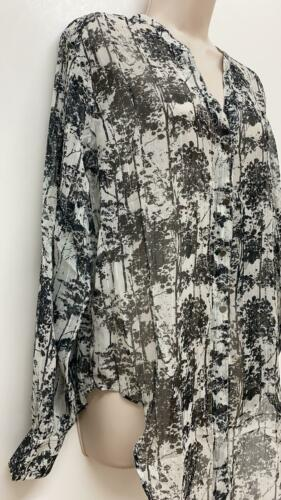 NEW RRP £30 Ex  Next Floral Black Tops For Ladies