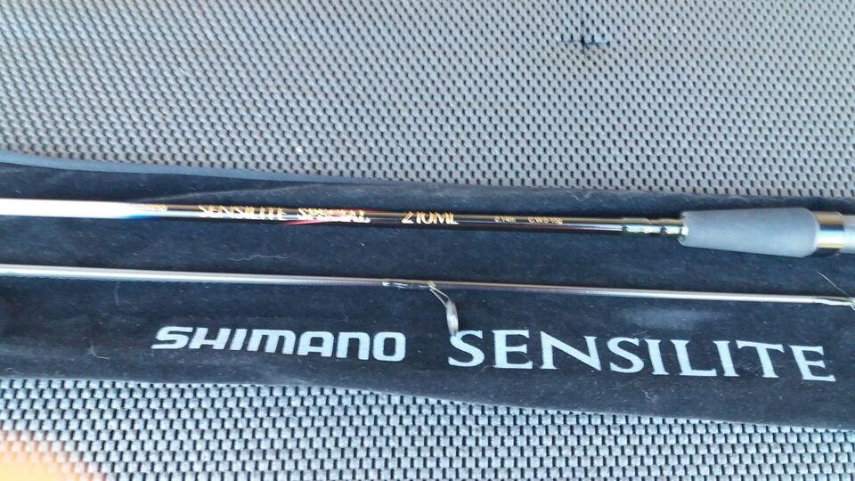 Fiskestang, Shimano Sensilith Special
