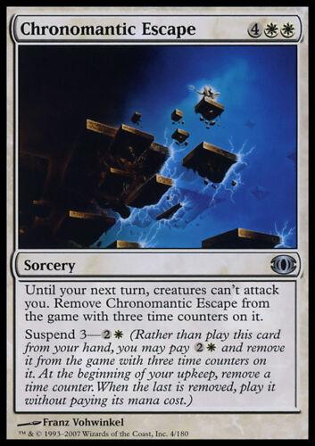 Chronomantic Escape MAGIC FS Ita 4x Fuga Cronomantica