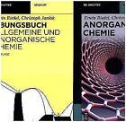 Kombi Anorganische Chemie, 9.A. und Übungsbuch Allgemeine und Anorganische Chemie 3.A. von Christoph Janiak und Erwin Riedel (2015, Taschenbuch)