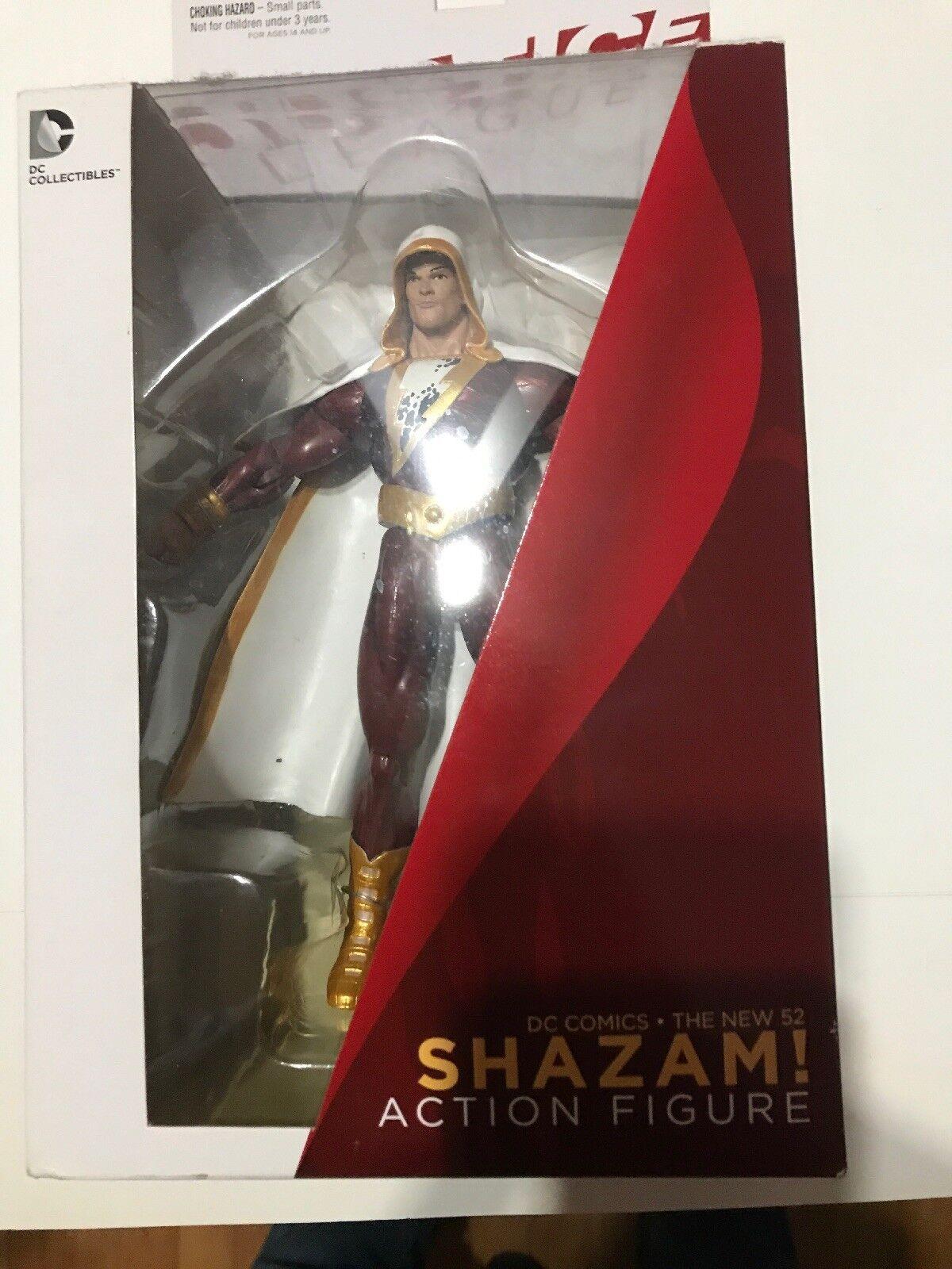 Dc comics and gerechtigkeitsliga  shazam action - figur