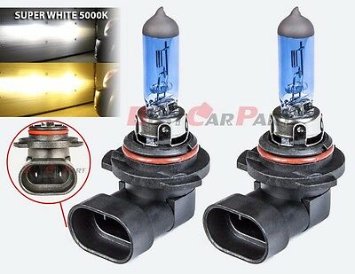 9006 HB4 Xenon HID Headlight Low Beam / Fog Light Halogen Bulbs 5000K #1005