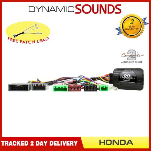Ctsho 002 Honda Civic FN escotilla 06-12 Volante Tallo Adaptador Gratis Parche de Hong Kong