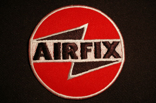 No403 Classic 60s Roundal Iron//Sew On Patch AIRFIX