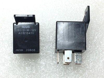5 Stück Automotive Car Relay 12V 40A SPDT 5 Pin JD1914 /& Harness Socket