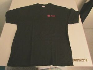 Trane-Tee-Shirt-XXL-Hanes-Beefy-Black