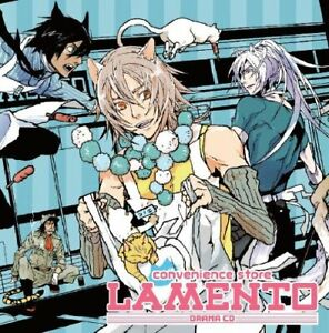 LAMENTO-BEYOND-THE-VOID-SOUND-Game-music-CD-convenience-store-LAMENTO