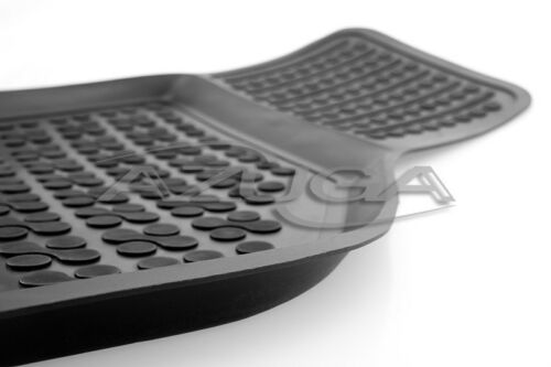 3D Gummi-Fußmatten für Jeep Renegade ab 2014 Hohe Gummimatten Automatten