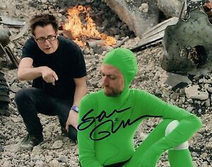 Sean-Gunn-Signed-Autographed-8x10-Photo-Guardians-of-the-Galaxy-COA-VD