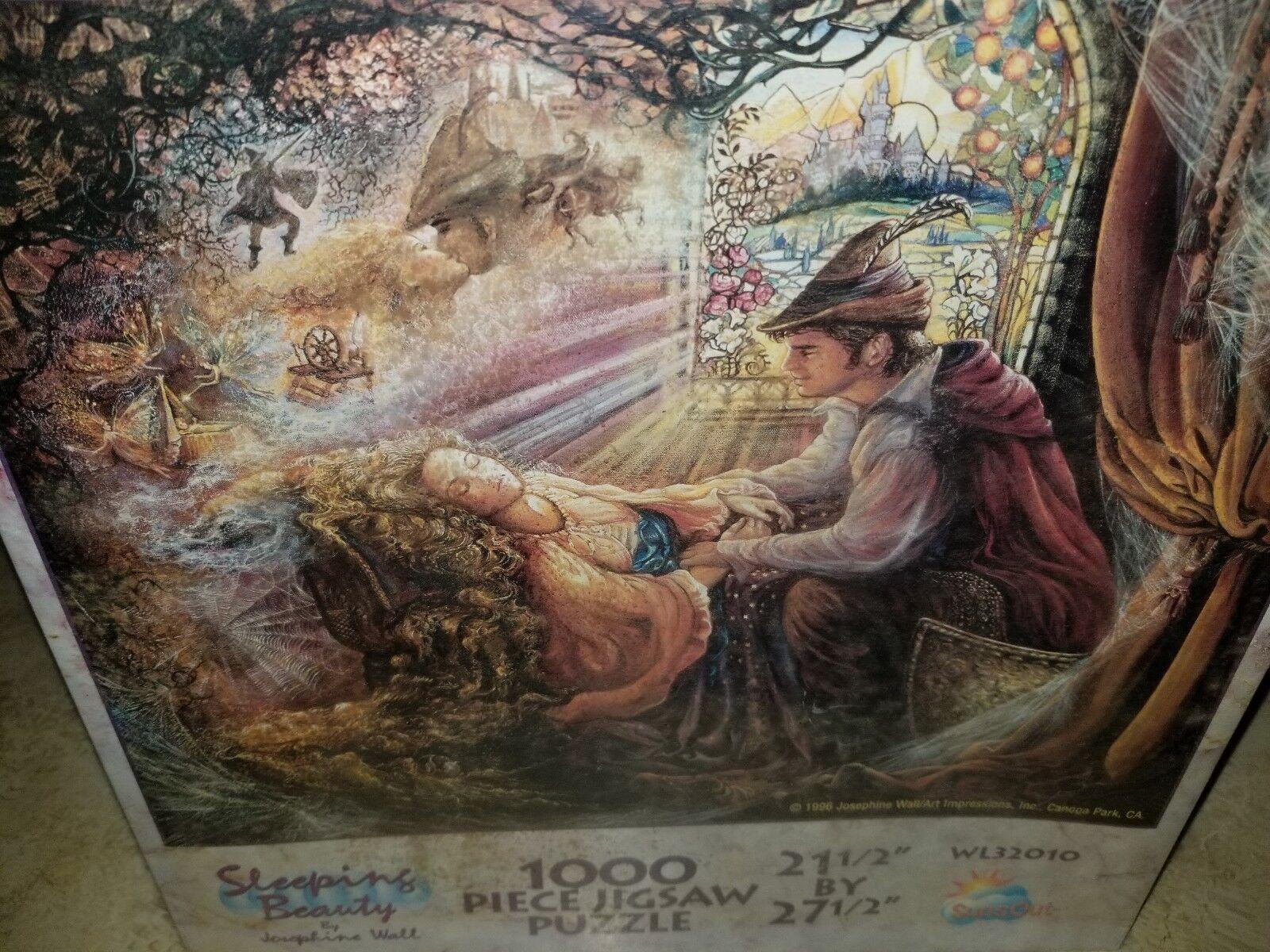 Josephine  Wall jigsaw puzzle, 1000pc-RARE  Nouvelle liste