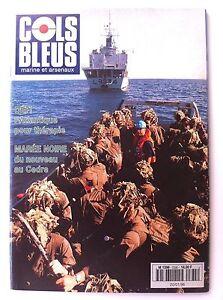 Cols Bleus N°2335 Du 20/01/1996; Marée Noire, Du Nouveau Au Cedre/ Défi Atlantiq Bfdnwlbn-08012806-835769918