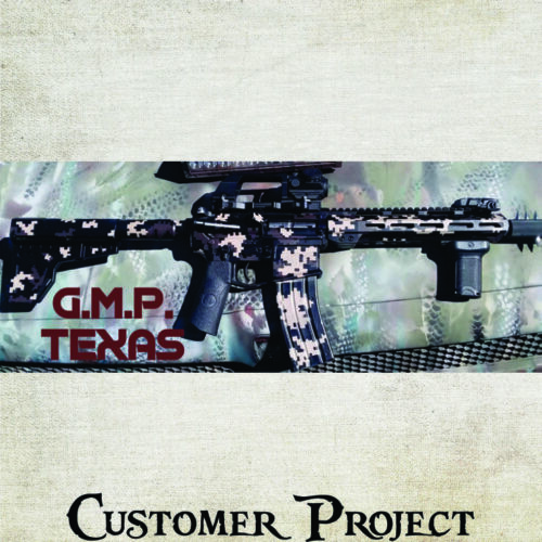 3 Camo Rifle Stencil MultipacksHigh Heat VinylGun Firearm Cerakote