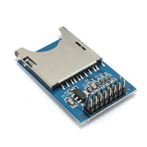 2PCS SD Card Module Slot Socket Reader For Arduino ARM MCU Write And Read new