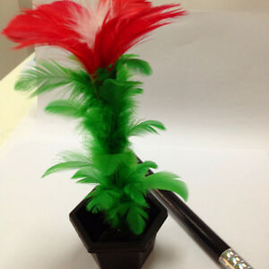 Comedy-Magic-Wand-To-Flower-Magic-Trick-Kid-Show-Prop-Toys-Kid-Gift-HS