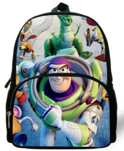 Toy Story Backpack Boy Girl Casual Student Bag 3D Print Fashion Travel Bag S11