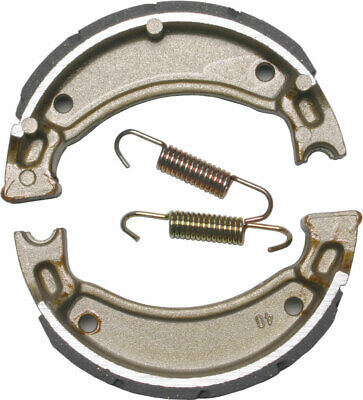 One Pair 802G EBC Grooved Brake Shoes