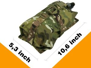 Pouch-Case-molle-pals-MULTICAM-tactical-Ninja-Air-Tank-PAINTBALL-bag-Waterproof