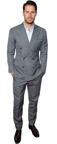 Jamie Redknapp Life Size Celebrity Cardboard Cutout Standee