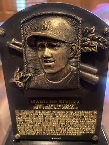 MARIANO-RIVERA-Hall-of-Fame-Replica-Plaque-SGA-8-17-2019-NY-Yankees-New