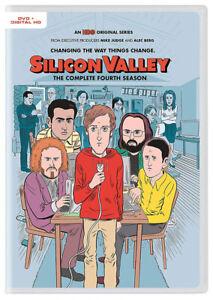 Silicon-Valley-la-temporada-completa-4-DVD-NUEVO-DVD