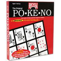 Original Pokeno Po-ke-no Bicycle Poker-style Strategic Card Game