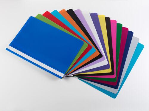 extra stark PP 17 Schnellhefter DIN A4 17 verschiedene Farben