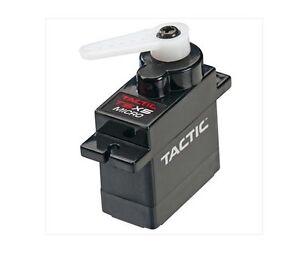 Tactic-TACM0205-TSX5-Haute-Vitesse-Micro-Servo-avec-Assortis-Accessoires-Tlb