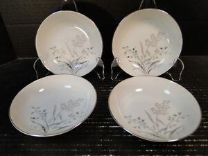 Wentworth-Fine-China-Celeste-Berry-Bowls-5-1-2-034-7594-Set-of-4-Excellent