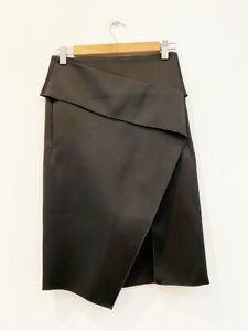 629d93ed5b Designer Dion Lee Size 6 Wrap Effect Black Worn Once Amazing Women's ...