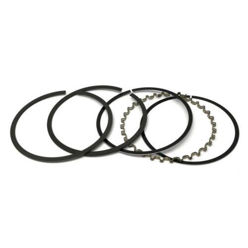 Mahle Motorsport Piston Ring Set 8100MS-10; Plasma-Moly 81.00mm Drop-In