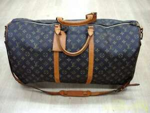 Louis-Vuitton-Monogram-Keepall-60-Bandouliere-Travel-Bag-Strap-M41412