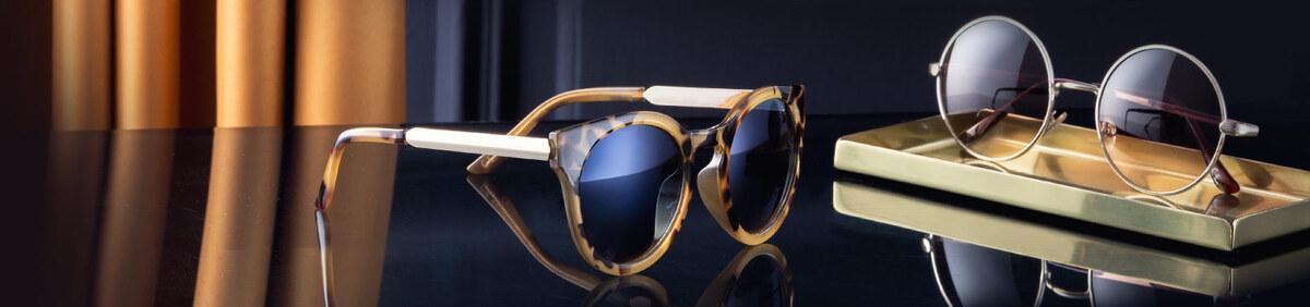 Aktion ansehen Klassiker der Sonnenbrillenwelt Designer-Sonnenschutz mit Stil aus 2. Hand