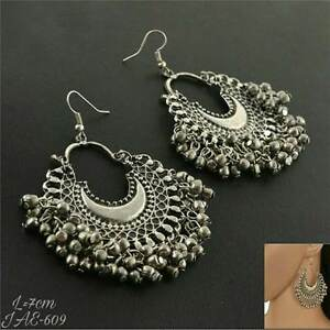 sterling style bali silver earrings unique