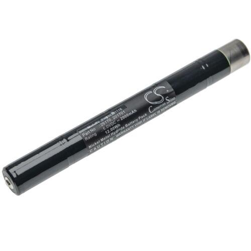 sl-20xp Pile Batterie 2000 mAh pour Streamlight sl-15x sl-20xp Flashlight