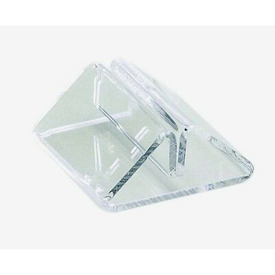 1 X Clear Perspex Tenda Tipo Menu Titolare Beaumont Bar Pub 3426-