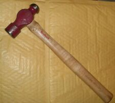 Roebuck 217005 Ball Pein Hammer - Hickory Handle Total Weight 1.110kg -As Photo