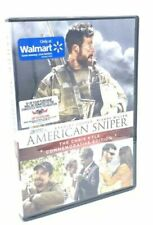 American Sniper 2 DVD Chris Kyle Commemorative Edition Fast