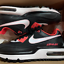 NIKE AIR MAX WRIGHT LTD GS womens SNEAKERS RUNNING SHOES BLACK//PINK 443369 016