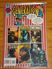 X-MEN GENERATION X #17 VOL1 MARVEL COMICS ONSLAUGHT APP JULY 1996