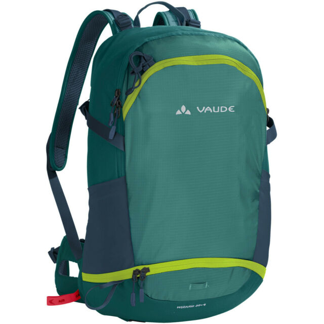VAUDE Wizard 30+4 Backpack nickel green 2019 Rucksack grün