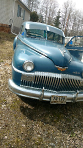 Nice old classic car for sale
